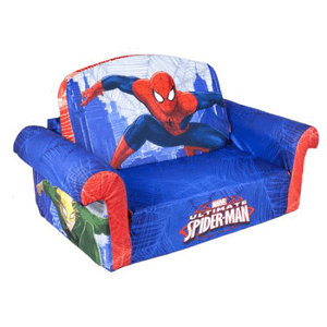 Marshmallow Spider-Man Flip Open Sofa (WFS)