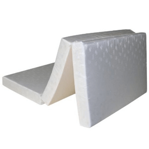 """4"""" Memory Foam Tri-Fold Comfort Mattress B009G8J670(AZFS)"""