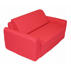 38-Inch Twin Childrens Sofa Sleeper 32_4200_(AFAFS)