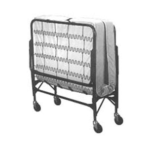 Deluxe Tubular Rollaway Bed With No-Sag Surface 450_(LP)