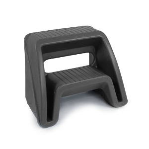 "Simplay3 Handy Home 2 Step Plastic Stool, 16"" Top Step"