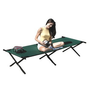 Jumbo Camp Cot (Weight limit 300 lbs) TX15046(AZFS62)