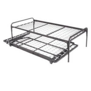 Pop Up Trundle Bed Set 453114(LPFS)(Weight Capacity is 400 Lbs Per Bed)