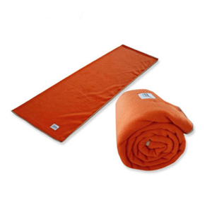 Yoler Sleeping Bag Silk Fleece Warm Camping Sleeping Blanket (AZFS)