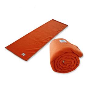 Yoler Sleeping Bag Silk Fleece Warm Camping Sleeping Blanket (AZFS)