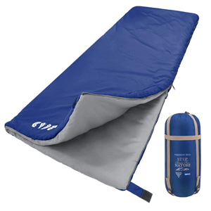 Forbidden Road 4 Season Sleeping Bag 0 Deg C/30 Deg F (5 Colors)