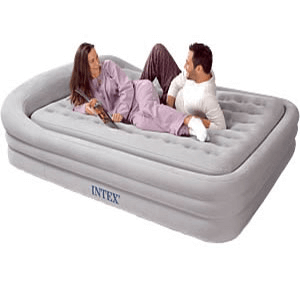Comfort Frame Queen Size Air Mattress 66973E(EAM)