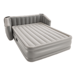 FullSleep Wingback Tritech 31 Inch Airbed with Built-in-AC Pump Queen Size (660 Lbs Weight Capacity)