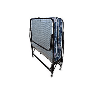 Link Spring Roll away Bed With Mattress 411061(LPFS)