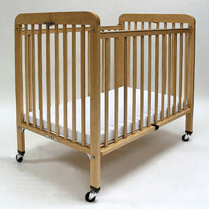 Little Wood  Folding Crib 883(LAB)