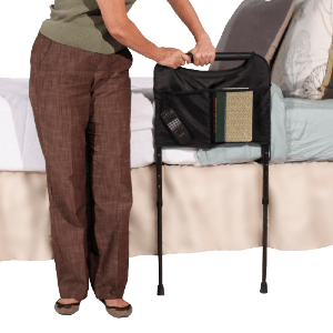 Able Life Bedside Sturdy Rail (300 Lbs Weight Capacity)