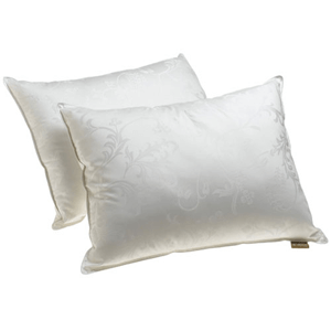 Dream Supreme Plus Gel Fiber-Filled Pillows, Standard (Set of 2) (AZFS)