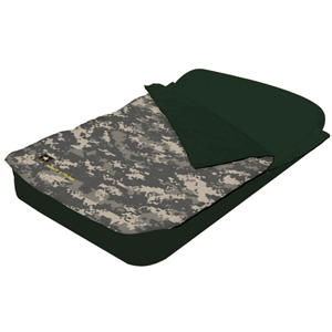 Bestway US Army Full-Size Air Bed with Sleeping Bag 90113(WFS)