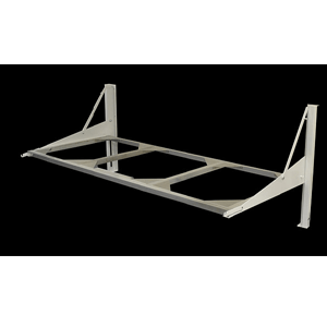 Single Fold Up Bed With The Mattress Support Rail Kit 960031(LFCFS)