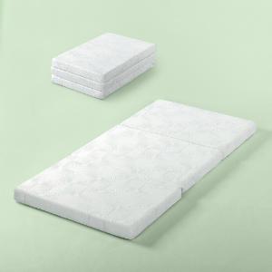 Gel Memory Foam 3 Inch Tri-Fold Comfort ATRI-3N(AZFS)