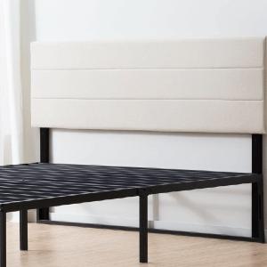 Austwell Upholstered Panel Headboard (Multiple Colors)