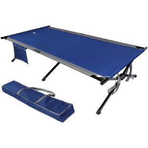 Oversized XXL Folding Camping Cot (550 Weight Capacity)