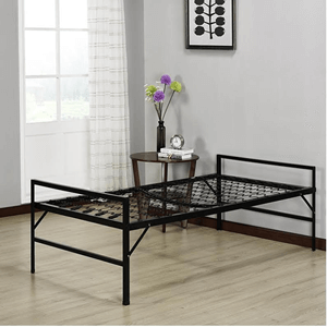 Commercial Folding Army Cot B807(KBFS)(Weight Capacity 300 Lbs)