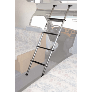 Top Line Bunk Ladder with 66 In. Hook and 1.5 In. Opening