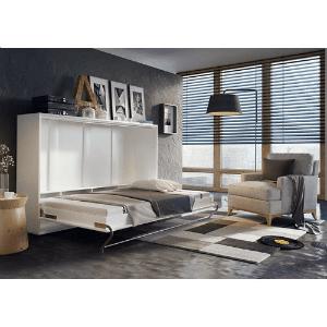Clarksville Queen Murphy Bed with Mattress BYST5423(WFFS)