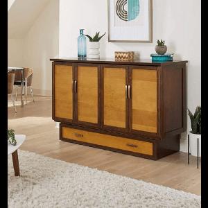 The Bridgeport Creden-ZzZ cabinet bed
