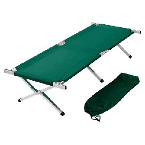 Military-Style KD Cot C401(CSFS)(300 Lbs Weight Capacity)