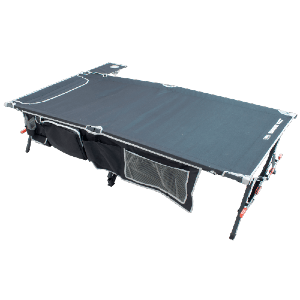 Smart Cot XXL - Black (Weight Capacity 600 Lbs)