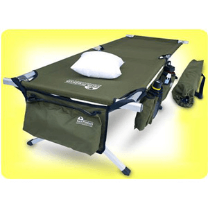 Militery Style Aluminum Camping Cot EP77(EARFS66)