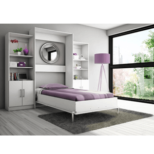 Twin Storage Wall Bed S207-5(WFFS)
