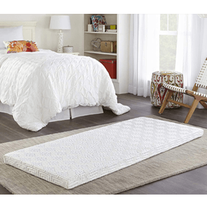 Rent The Broyhill Roll-Up Guest Bed Floor Mat 3 In. Twin (Ships Throughout The USA)