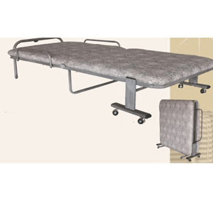 Strong Light Weight Rollaway Bed (350 lbs Weight Capacity) HIFB706(HOFS)