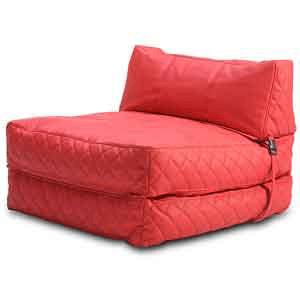 Austin Bean Bag Chair Bed 1401_(OFS199)