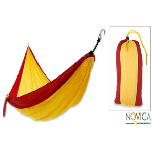 Parachute Orange Sorbet Hammock 172929(OFS)
