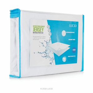 Water Proof Super Soft Rayon from Bamboo Jersey Mattress Protector (AZFS)
