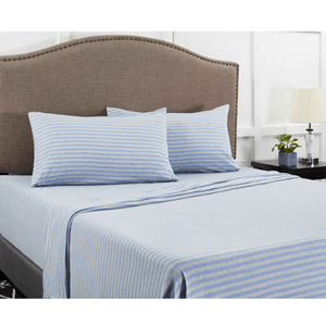Mainstays Knit Jersey Sheet Set