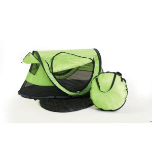 KidCo PeaPod Plus Kiwi Travel Bed P4010_(OFS)