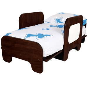 P'kolino Toddler Bed & Chair, Café con Leche PKFFBCL0(AZFS)