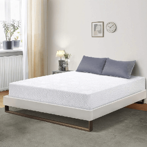 PrimaSleep 6 inch Smooth Top Memory Foam Mattress (Multiple Sizes)