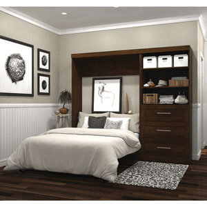 """Pur by Bestar 95"""" Full Wall Bed Kit 26891(OFS)"""