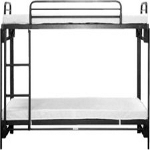Folding Twin Bunk Bed RV26282876AM(RVS)