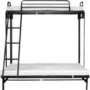 Folding Full/Twin Bunk Bed RV26285476AM(RVS)