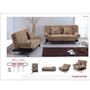 Micro Fiber Sofa Bed S311(PK)
