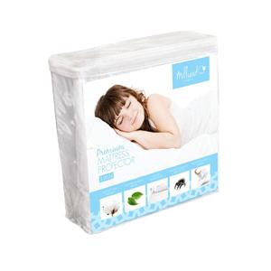 Premium Terry Hypoallergenic 100% Waterproof Mattress SER-101_(AZFS)