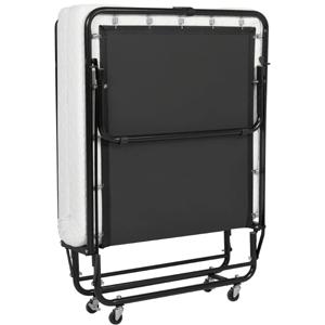 XL Roll away Guest Bed Memory Foam Mattress (300 Lbs Weight Capacity) SKY2838(WFS)