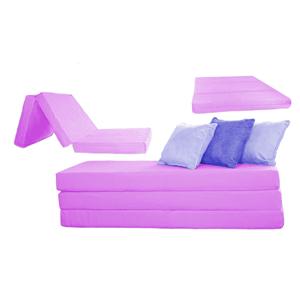 Folding BioFlex Soy Foam Beds Shikibutons(FSFS)
