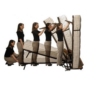Stowaway Bed Frame & Headboard 998(LPFS)