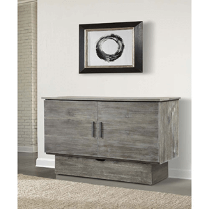 Queen Size Studio Ash ZZZ Chest 593-15-A(FCFS)