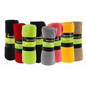 Cozy 50 X 60 Fleece Throw Blanket (AZFS)