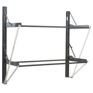 Dual Twin Individual Folding Bunk System With Rail Kit 960012(LFCFS)(400 Lbs Weight Capacity)