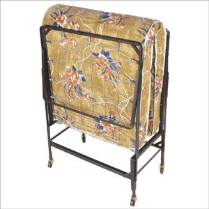 Steel Rollaway Bed With Mattress 3_CFR(GLFS)